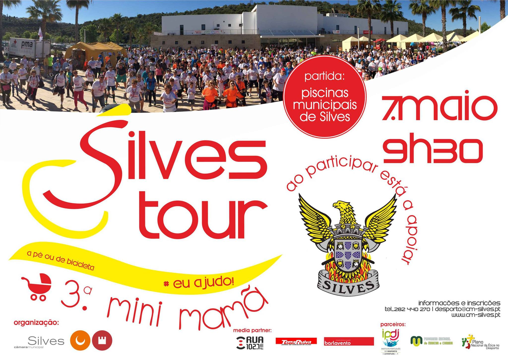 Silves Tour 2017 3ª Mini Mamã
