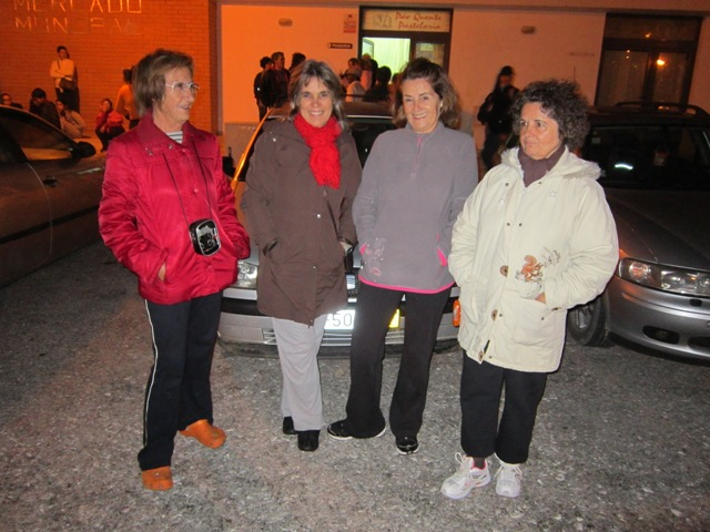 You are browsing images from the article: XIII Passeio Pedestre Nocturno